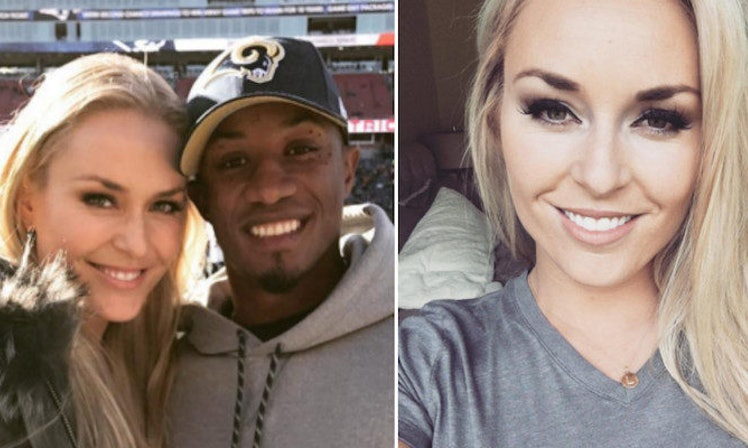 Rams Coach Kenan Smith Posts Instagram Of Gf Lindsey Vonn