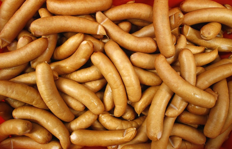Image result for pile of sausages