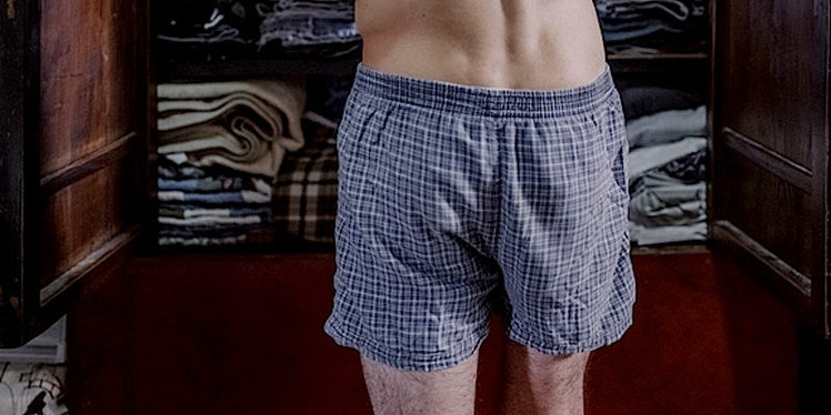 Here's What His Underwear Says About His Personality