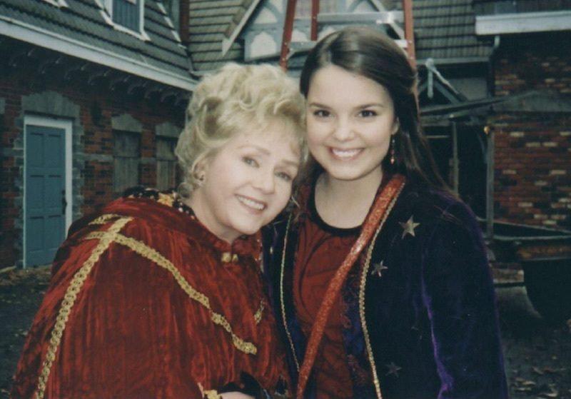 Marnie From 'Halloweentown' Mourns Debbie Reynolds