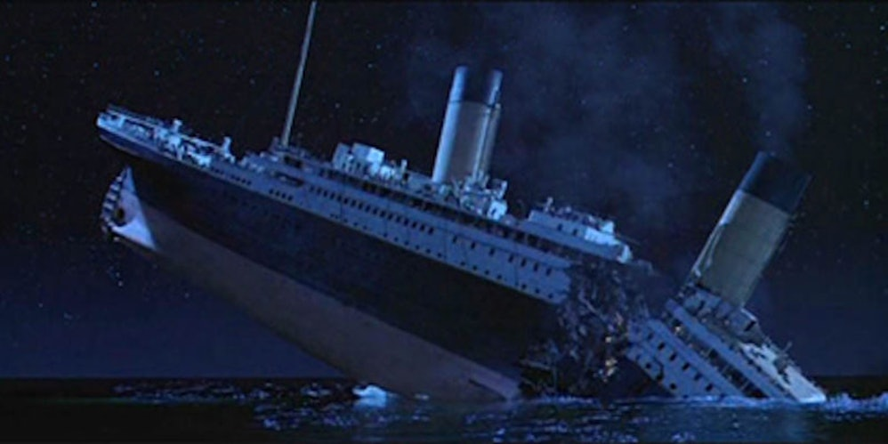 The Titanic May Not Have Been Sunk By An Iceberg Expert Says