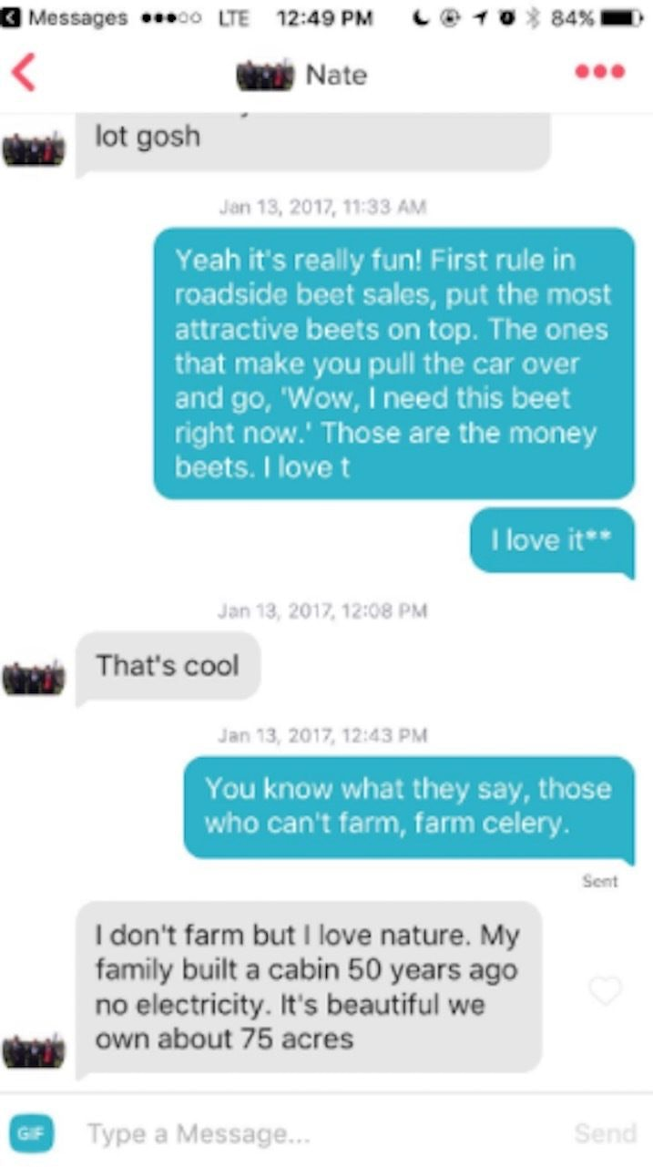 Girl Uses 'The Office' Quotes To Impress Clueless Tinder Date