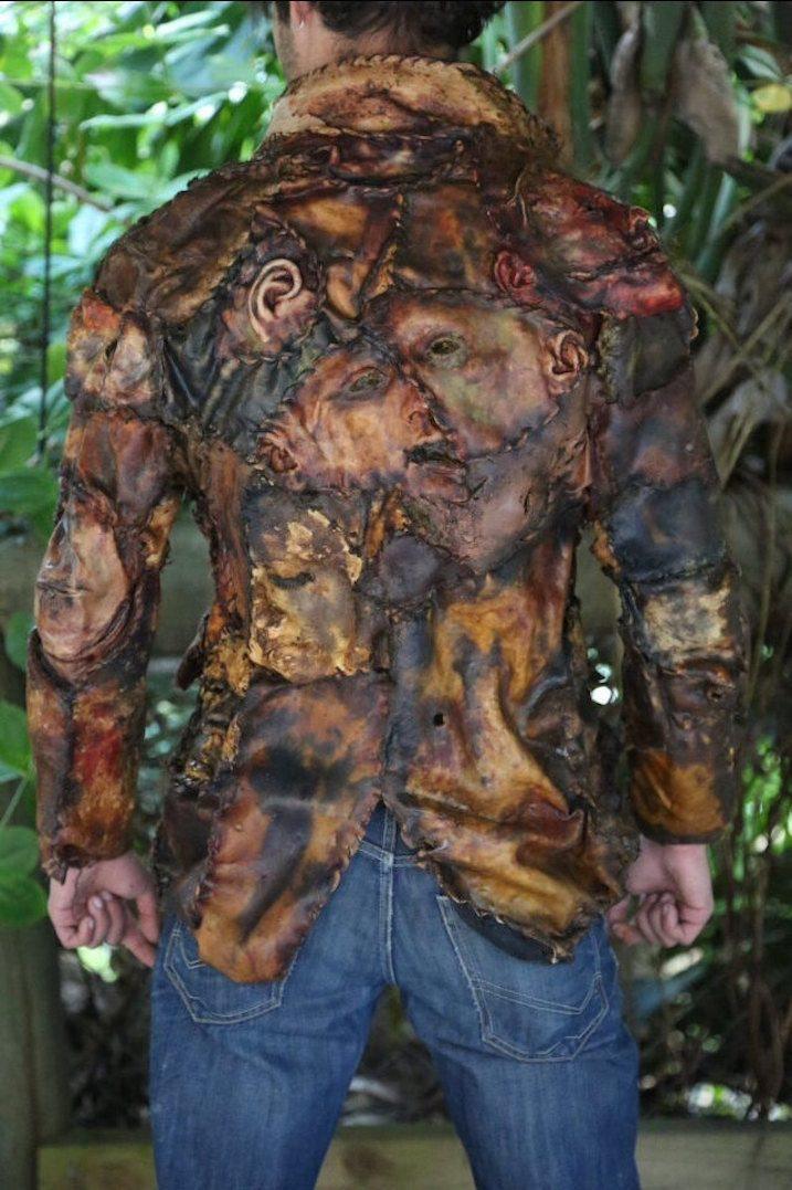 U0027Human Fleshu0027 Jacket Takes Fashion To Disturbing New Levels