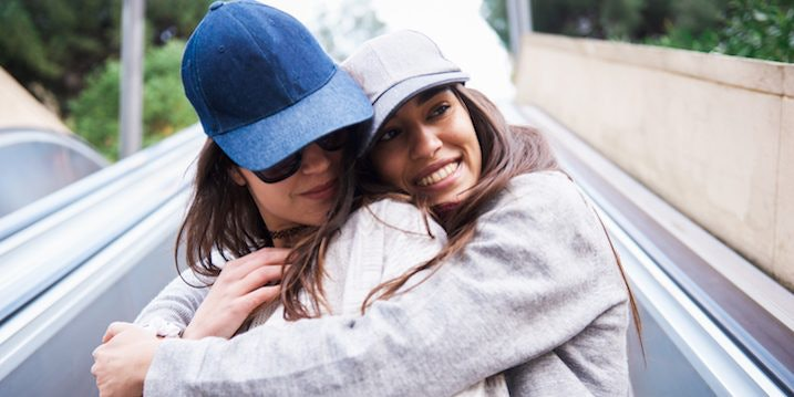 Wife confessed first lesbian experience