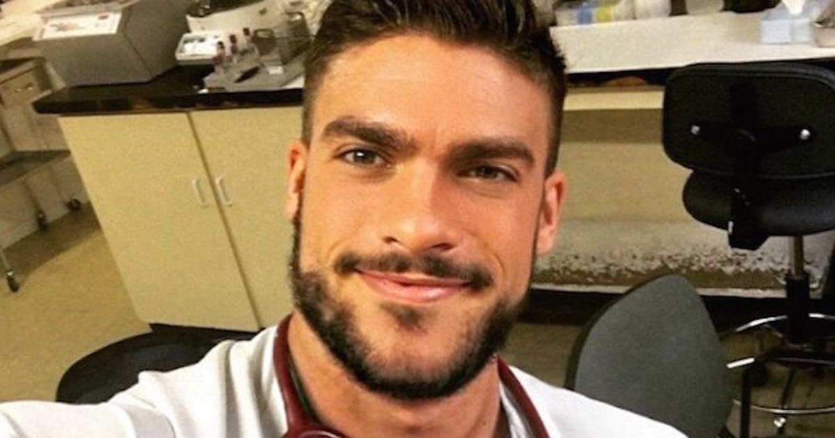 Spanish man has been dubbed world 39 s hottest male nurse for Dr of motors chico