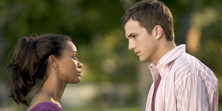 white guy dating a black woman Why is it that most times i see a black guy dating a white woman she is overweight.