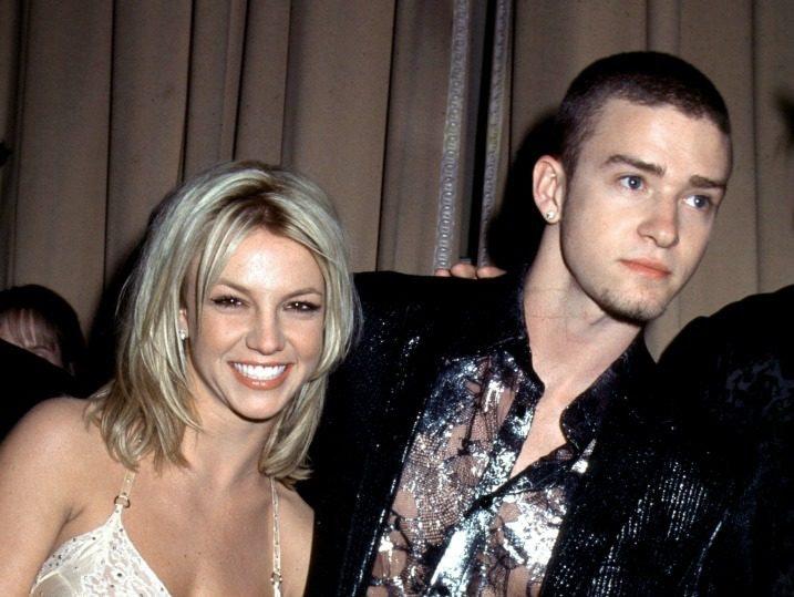 Justin Timberlake og Britney Spears begynte dating