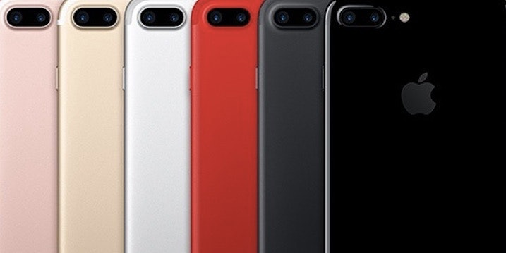 Apple May Be Releasing A Red IPhone 7 In March