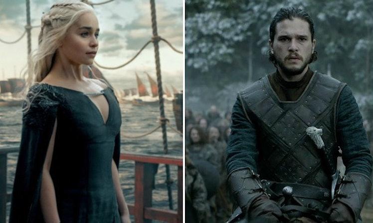 HBO Reveals Game Of Thrones Season 7 Start Date Premiere