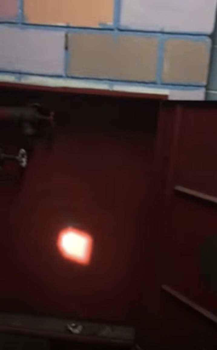 Morgue Door Slams On Its Own In Creepy Video Pezcame.Com & Door Slamming Ghost \u0026 Real Ghost Caught On Tape- (door Slamming Shut) Pezcame.Com