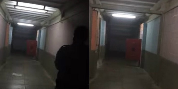 YouTube & Morgue Door Slams On Its Own In Creepy Video Pezcame.Com
