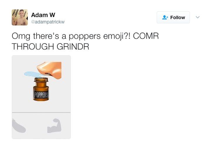 Grindr Emojis Will Teach You About Gay People's Sex Lives
