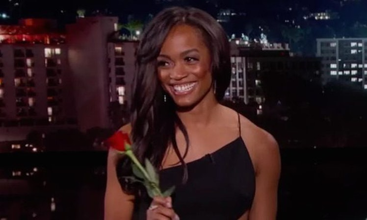 First Pics From Rachel Lindsays Bachelorette Season