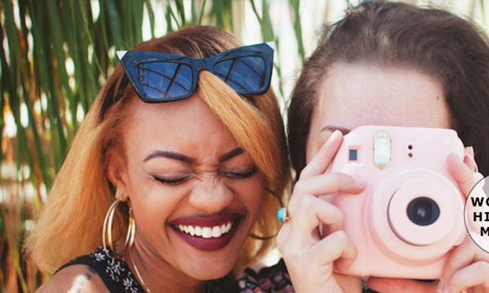 Moments With Your BFF That Define Girl Power