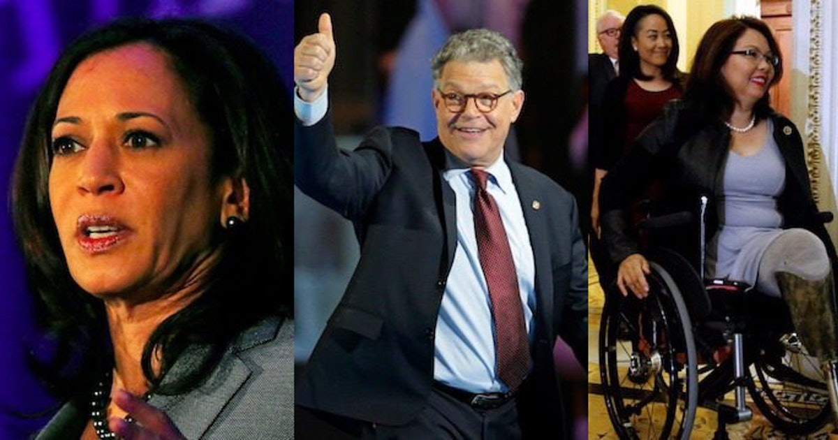 10 Democratic Candidates For 2020 Not Named Hillary Or Bernie