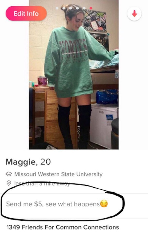 Tinder Bans Student Who Scammed Money From Men
