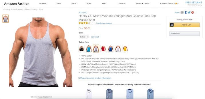 e68b8945c930b6 Amazon Sends Man Tight Dress And His Reaction Goes Viral