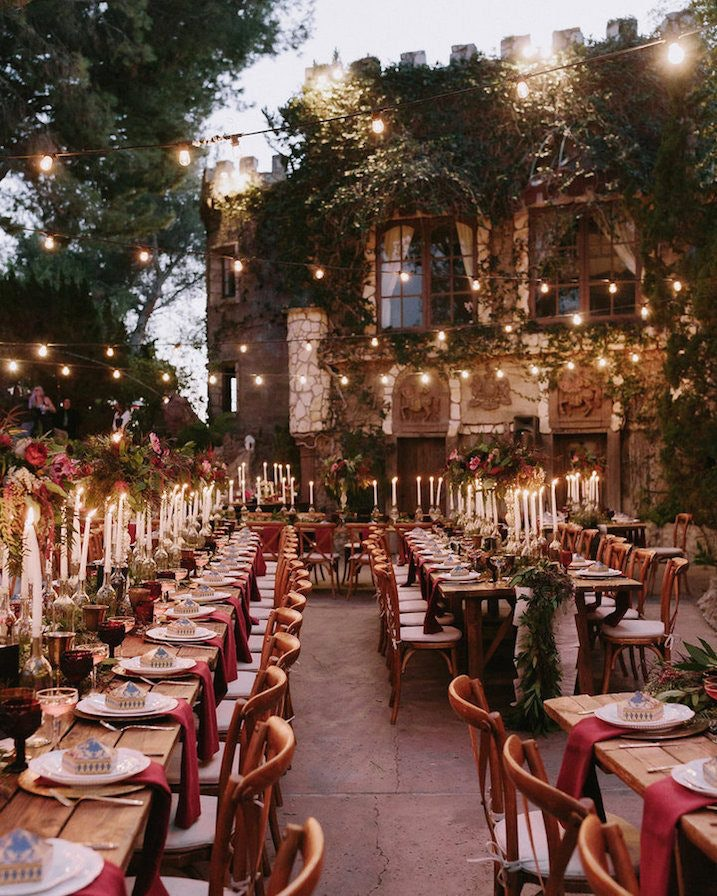 This Harry Potter Themed Wedding Is Most Magical One Yet
