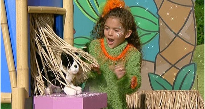 6 Celebrities You Had No Idea Were On 'Barney & Friends