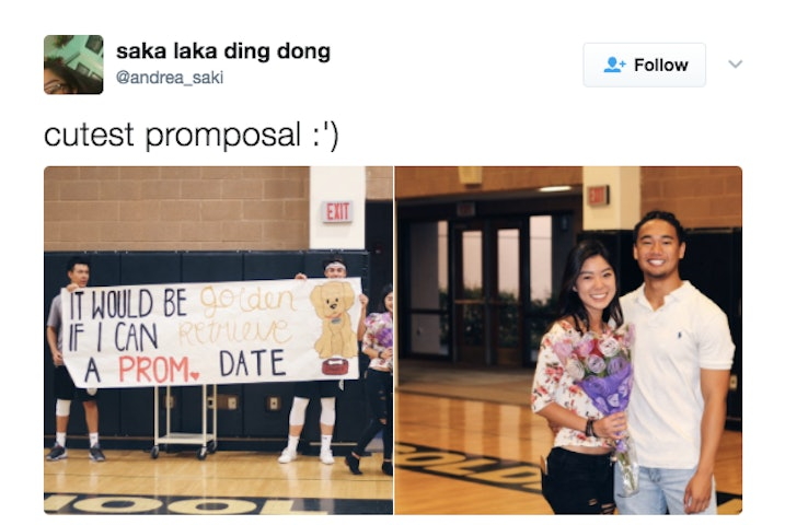 16 Of The Most Creative Promposals On The Internet