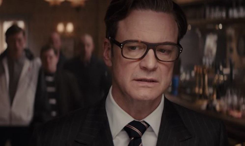 New 'Kingsman' Trailer Has Huge Detail About Colin Firth