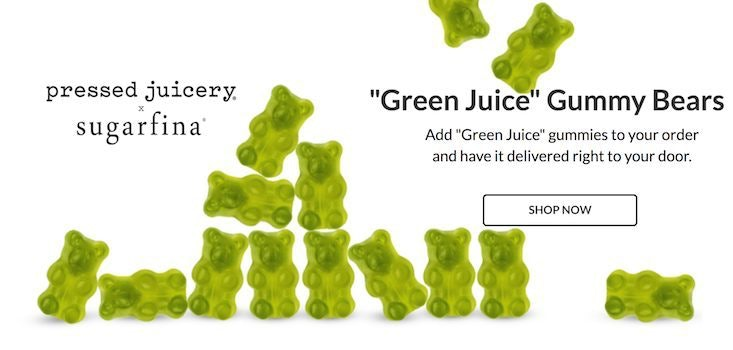 Green Juice Gummy Bears Prep You For A Candy Cleanse