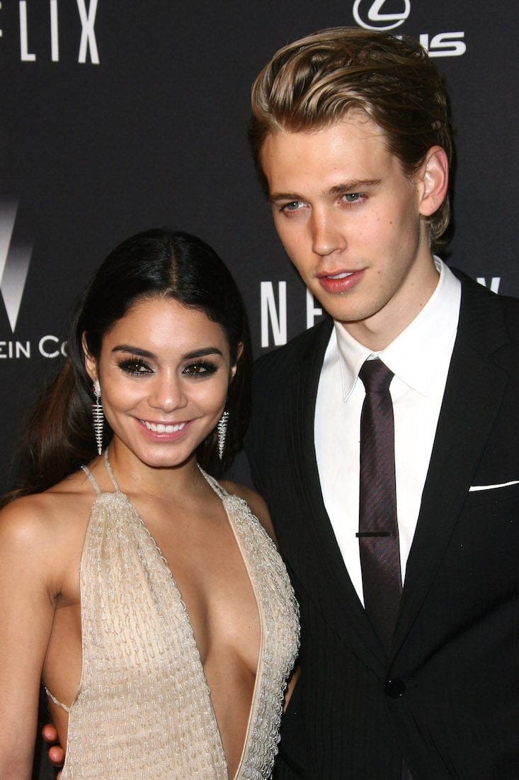 who is currently dating vanessa hudgens