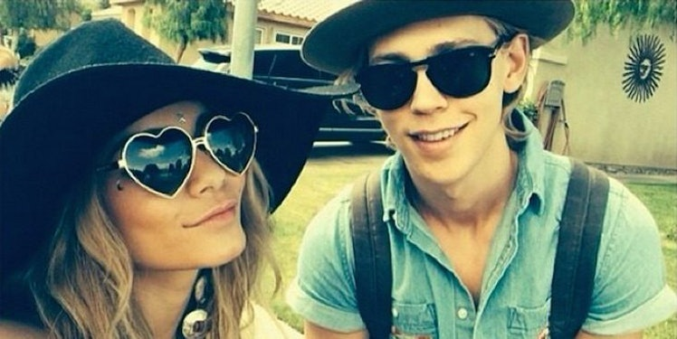 Who is austin butler dating now
