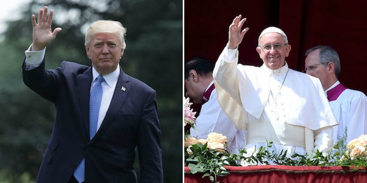 the relationship of francis and his President shimon peres of israel meets with pope francis at the vatican on april   few things highlight pope francis' relationship with the jews more than his.
