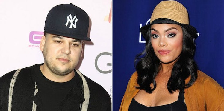 megan from bgc dating Rob had a new girl, according to some recent online posts -- 'basketball wives' and bad girls club vet mehgan james but it didn't ring true.