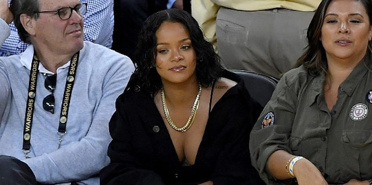 Rihanna Is Hookup Who Right Now