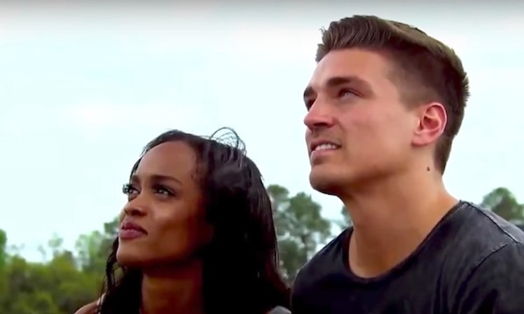 Dean His Dad Fight On The Bachelorette In An Emotional Visit