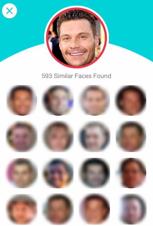 Similar face dating site