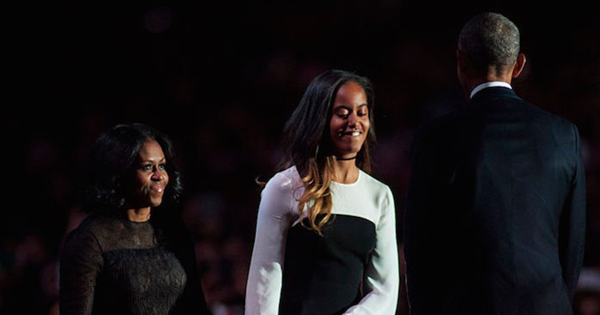 Malia Obama's 19th Birthday Gives Us A Perfect Excuse To ...