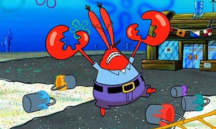 Spongebob'