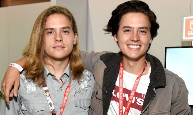 Dylan Sprouse Is Returning To Acting & Cole Sprouse's ...