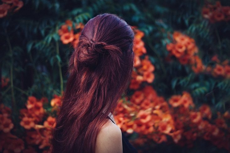 Best Instagram Captions For Your Fall Hairstyle Pics