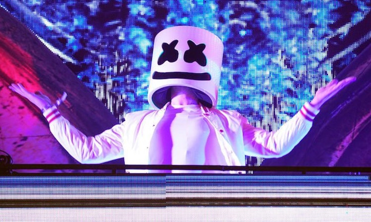 What does marshmello look like heres whats under the mask stopboris Images