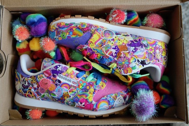 029e2ab0ddd Lisa Frank Reebok Sneakers Exist   Here s How To Win Them