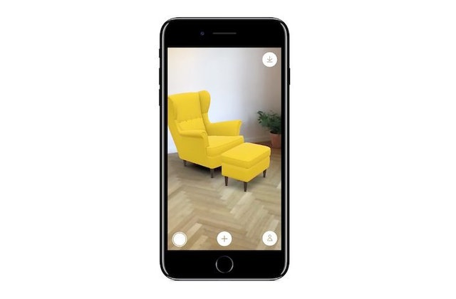 how to use ikea place app to decorate your dorm room with augmented reality. Black Bedroom Furniture Sets. Home Design Ideas
