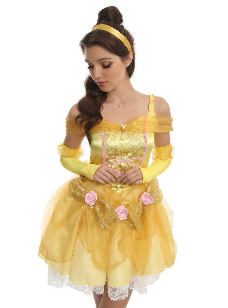 sc 1 st  Elite Daily & 10 Adult Belle Costumes For u0027Beauty u0026 The Beastu0027 Fans This Halloween