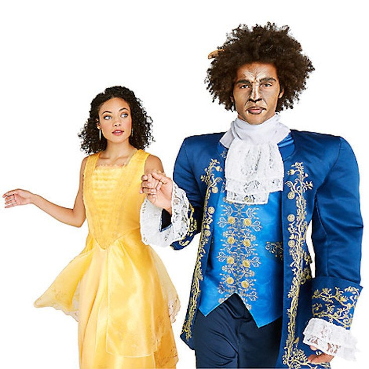 10 adult belle costumes for beauty the beast fans this halloween solutioingenieria Gallery