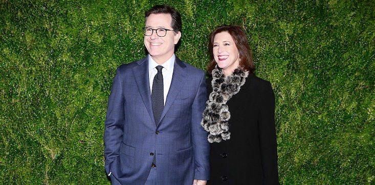 Who Is Stephen Colbert S Wife 7 Things To Know About Evelyn Mcgee Colbert