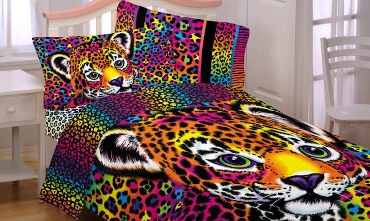Where To Buy Lisa Frank Bed Sheets Because You Know You