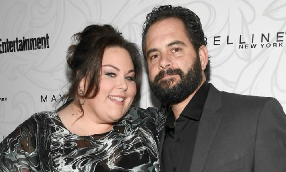 who is chrissy metz dating 39 this is us 39 star met her bf on set. Black Bedroom Furniture Sets. Home Design Ideas