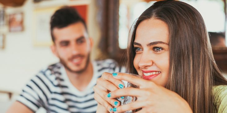 Should You Talk To The Guy Your Hookup Everyday