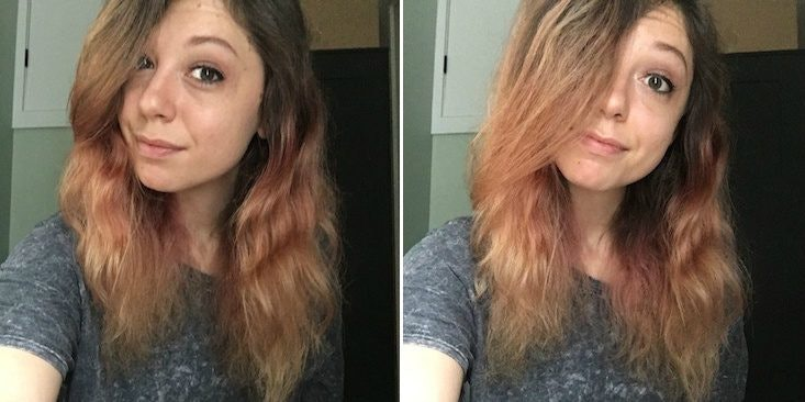 What Happens When You Stop Washing Your Hair For A Month
