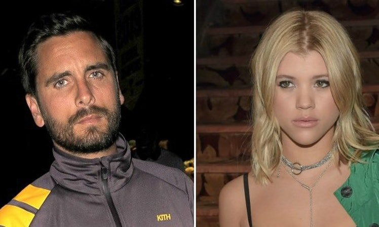 How Old Are Sofia Richie & Scott Disick? There's Actually ...