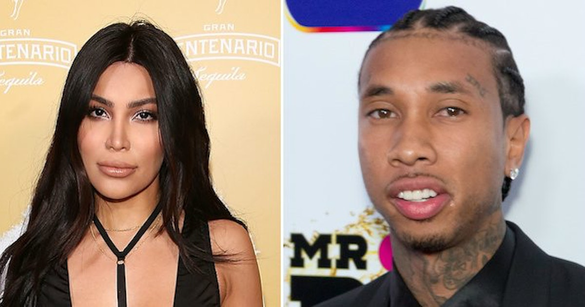 who is kamilla osman tyga reportedly over kylie jenner with kim k lookalike. Black Bedroom Furniture Sets. Home Design Ideas