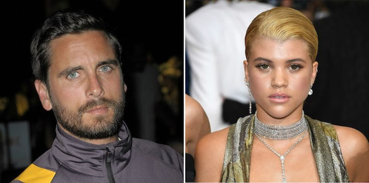 are scott disick sofia richie engaged fans have questions after congratulations post
